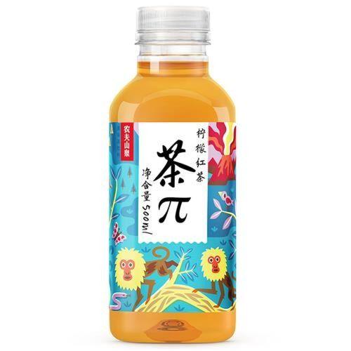 农夫山泉柠檬红茶