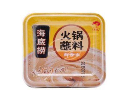 海底捞火锅蘸料鲜香