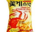 Paldo Crab Snack