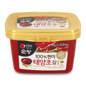 Red Pepper Paste (Spicy) Gochujang