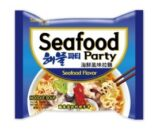 Samyang Seafood Party ramen