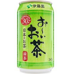 Ooi Ocha Green Tea