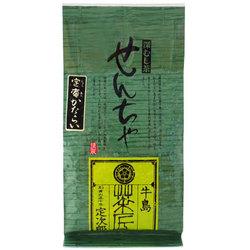 premium loose sencha green tea