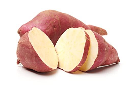 sweet potato white