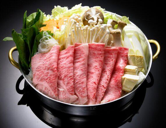 Japanese Shabu shabu, Sukiyaki