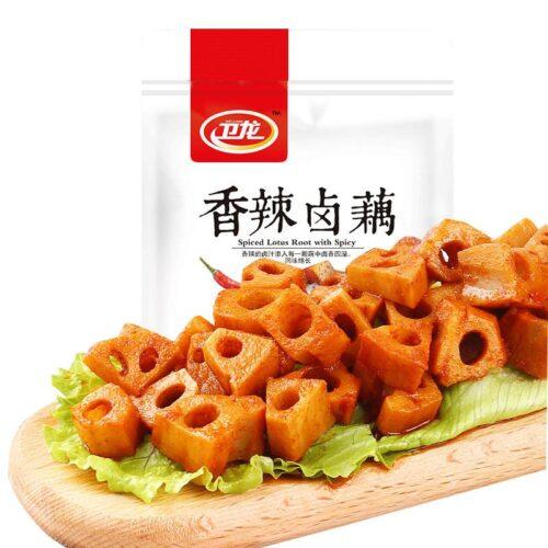 卫龙香辣卤藕