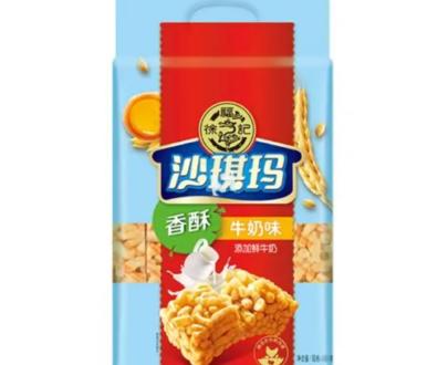 徐福记沙琪玛牛奶味