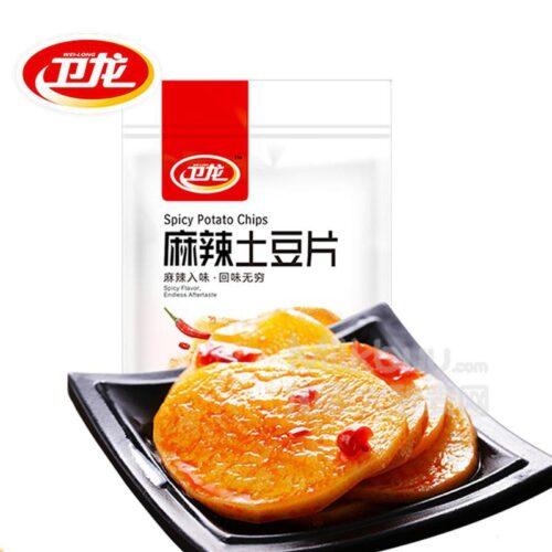卫龙麻辣土豆片