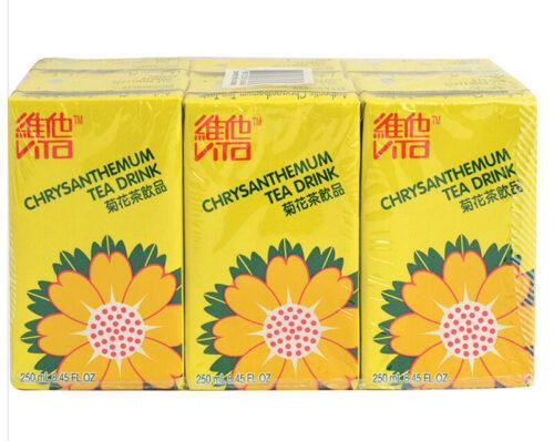 vita chrysanthemum tea drink