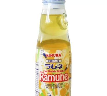 ramune soda orange