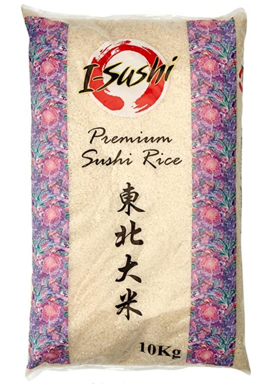 sushi rice 10kg
