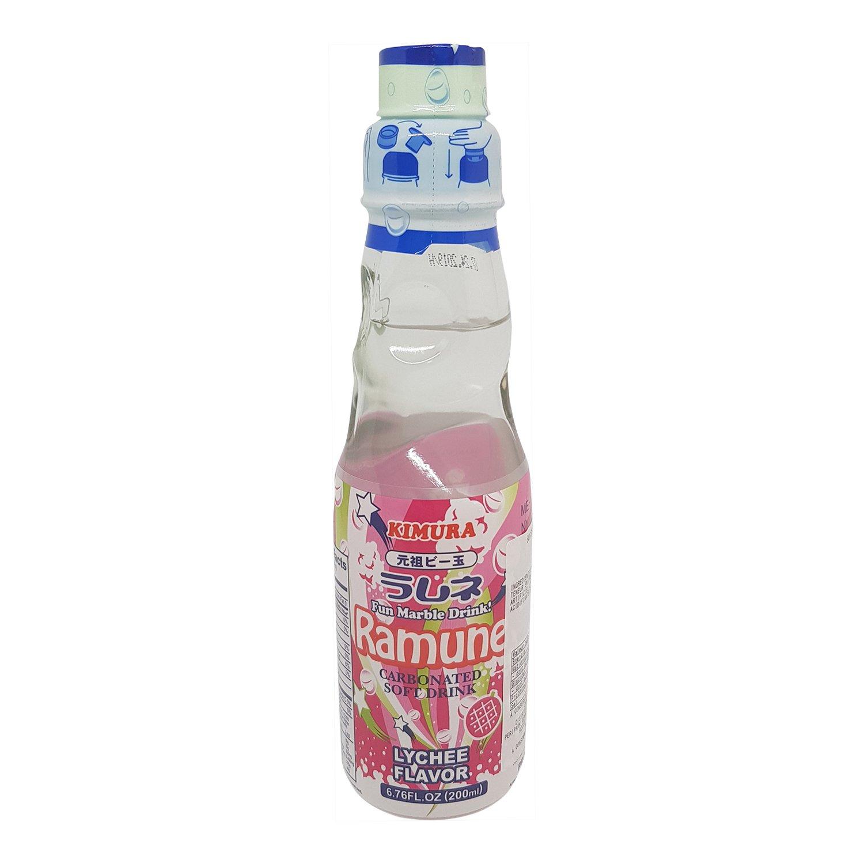 ramune soda lychee